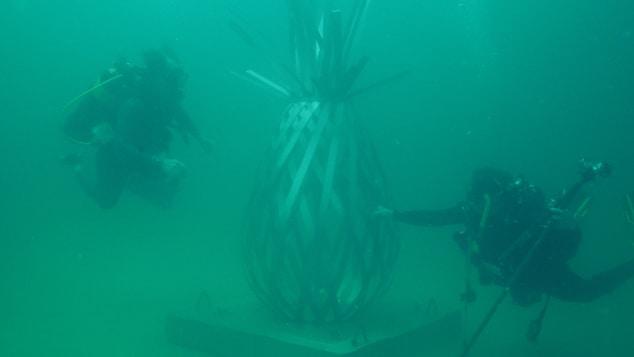 Подводный музей в США_10
