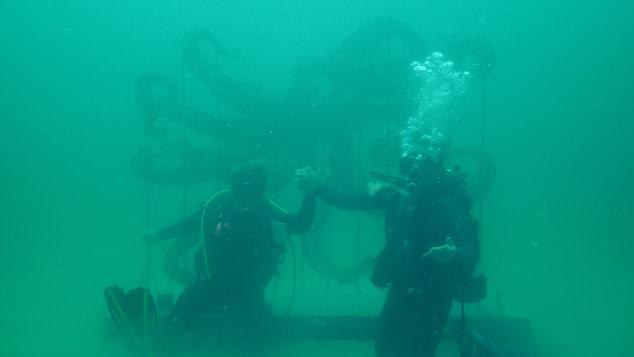 Подводный музей в США_03