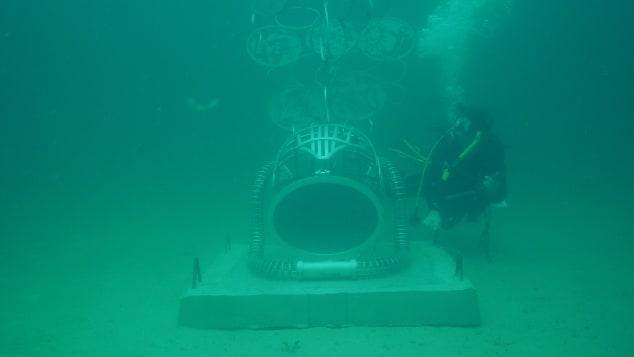 Подводный музей в США_06