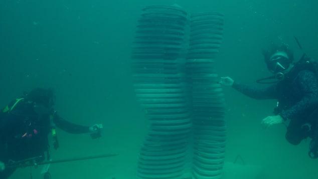 Подводный музей в США_09