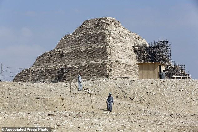 В Египте обнаружены артефакты_11