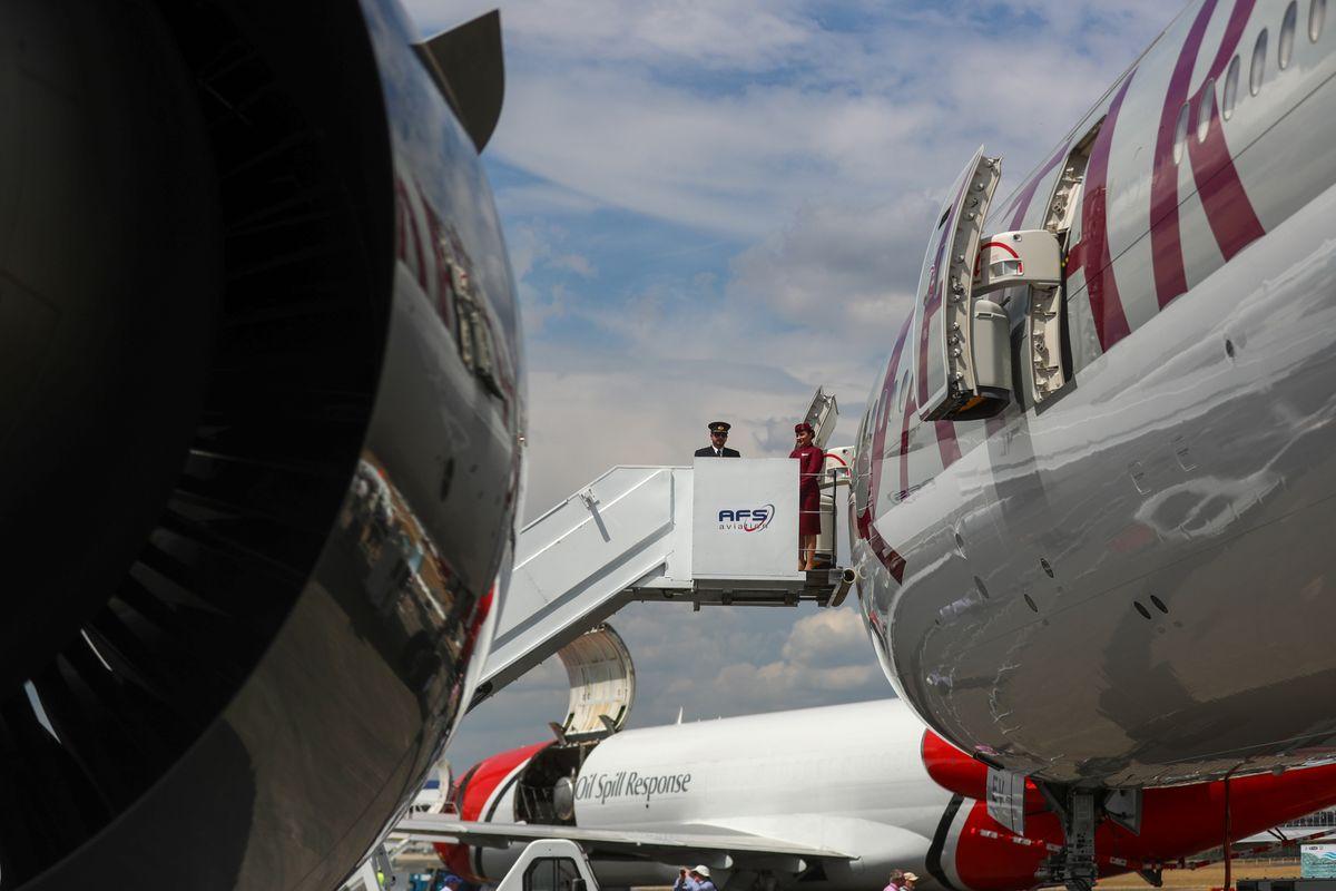 Farnborough International Airshow