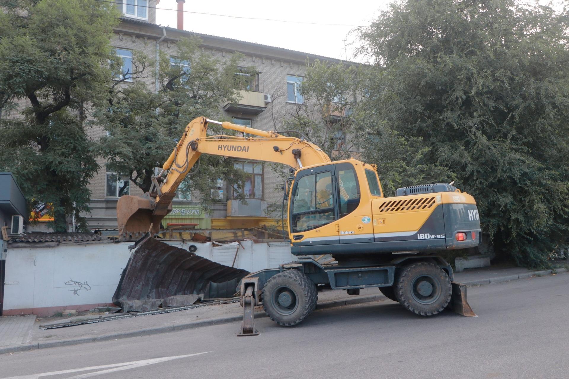 Днепр_снос МАФов