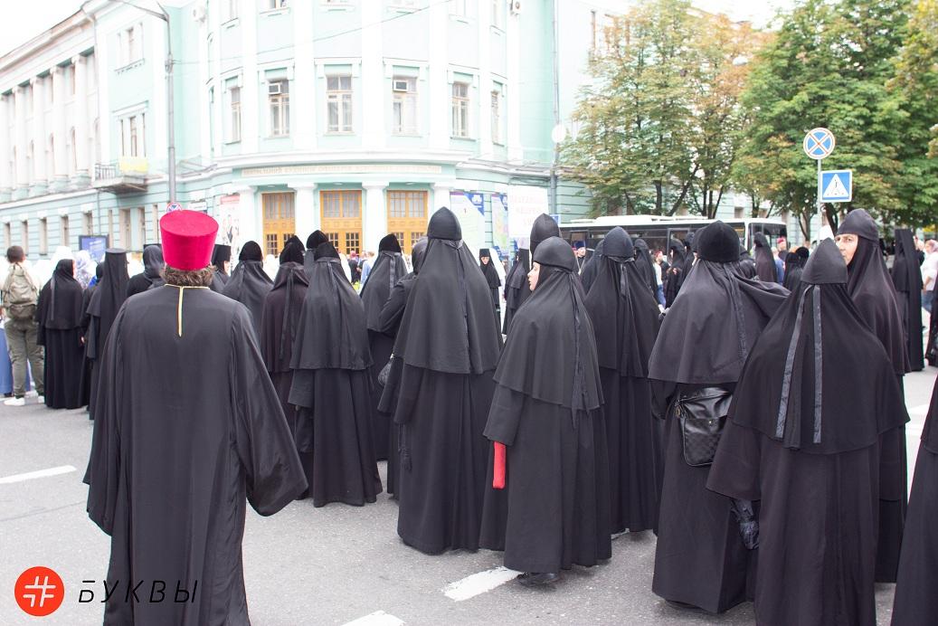Крестный ход УПЦ МП