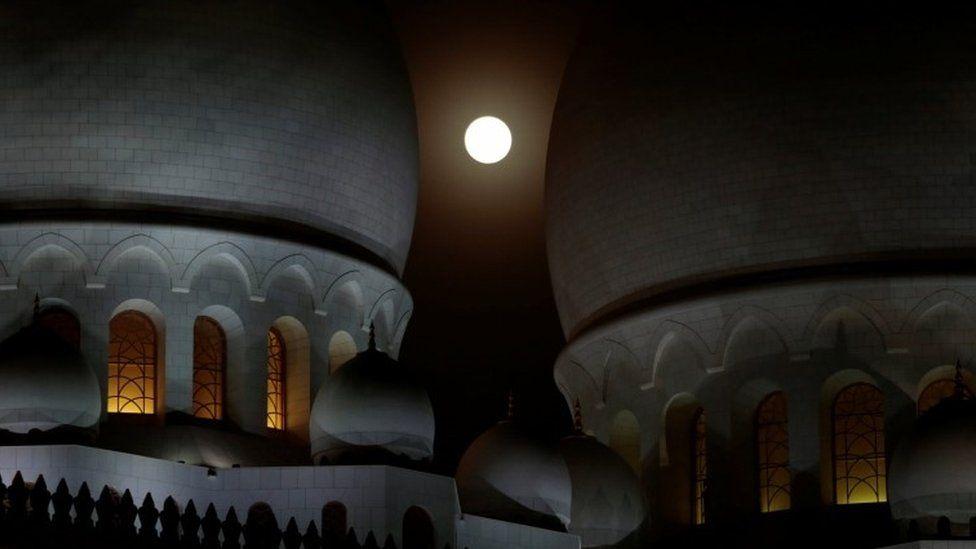 Кровавая Луна_затмение