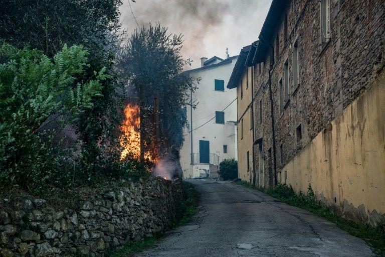 пожар италия1