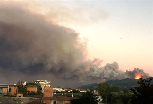 пожар италия 3