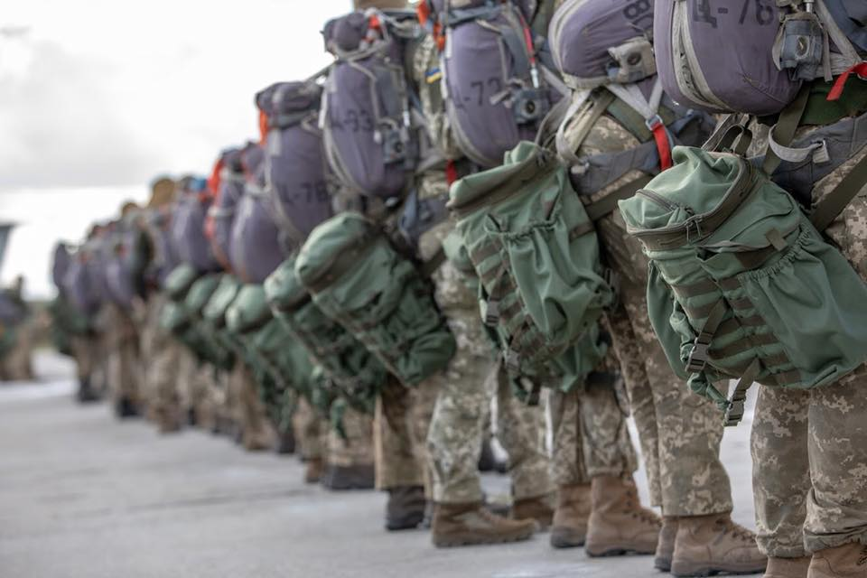 резервисты ОР-1 95 бригады