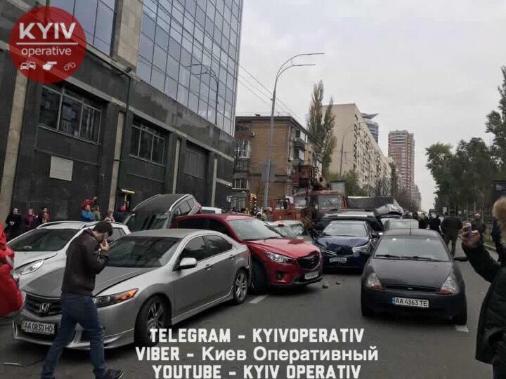 актокран_ДТП_Леси Украинки