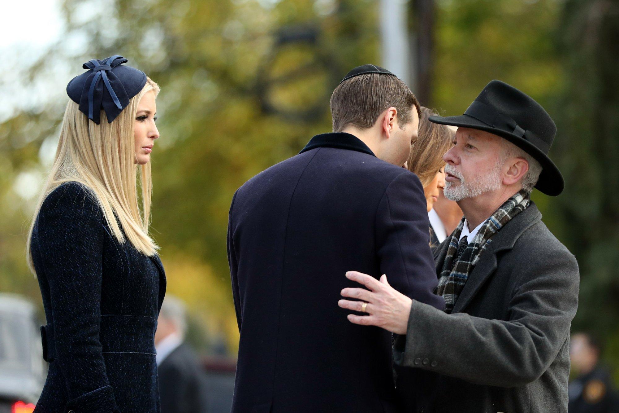 трамп синагога5