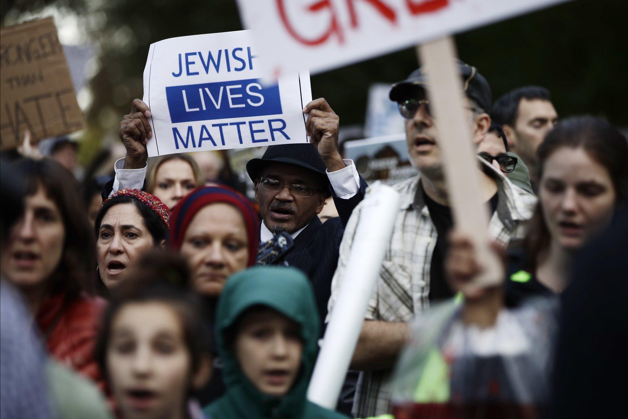 трамп синагога8