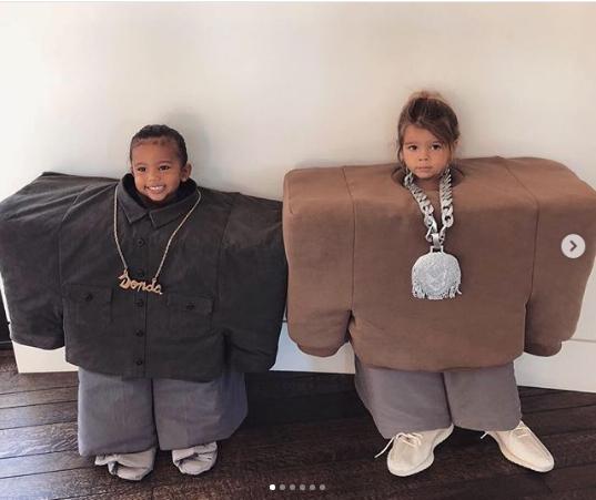 дети Кардашьян