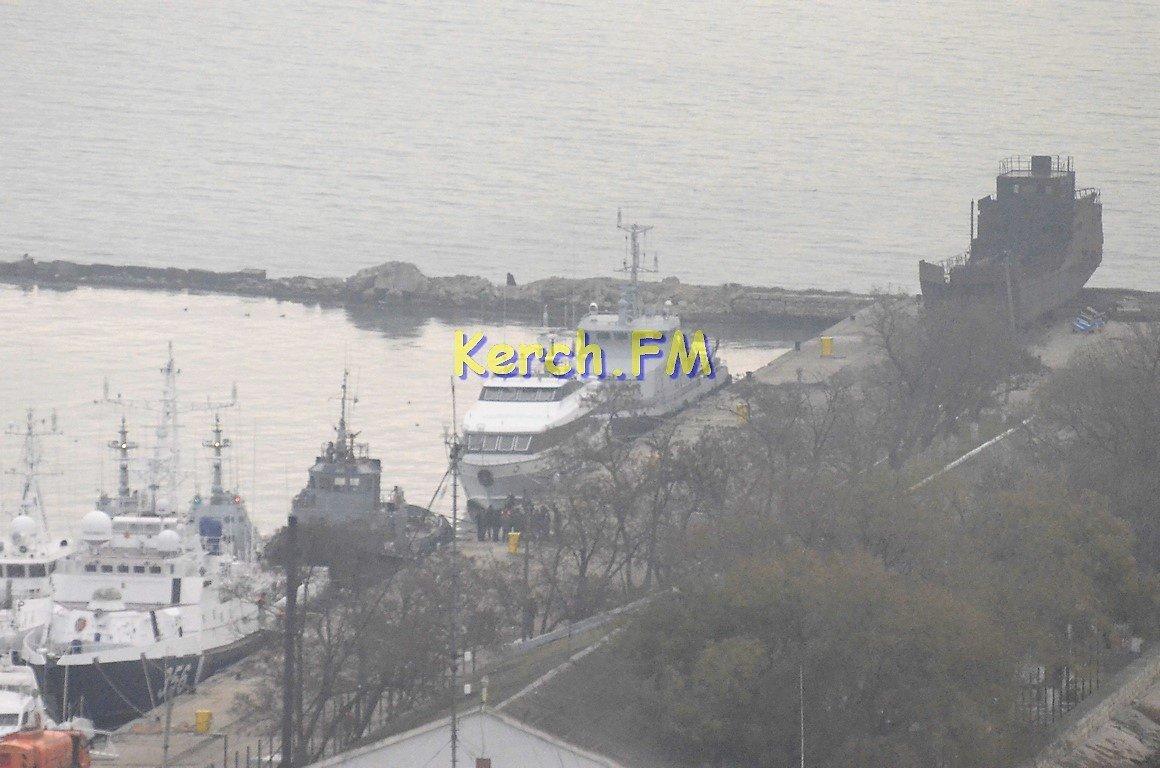 керчь_корабли ВСУ