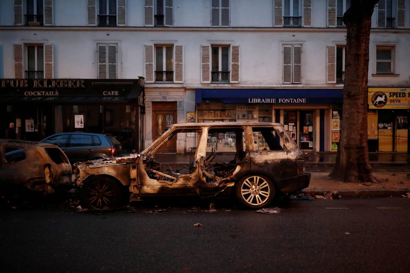париж_протесты