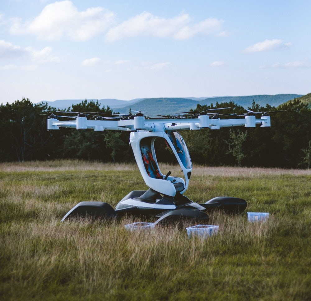 lift aircraft manned multirotor drone experience 2