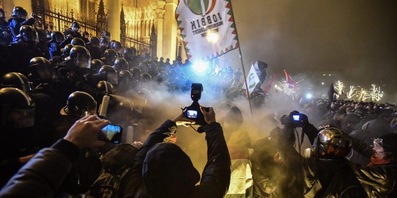 будапешт протест1