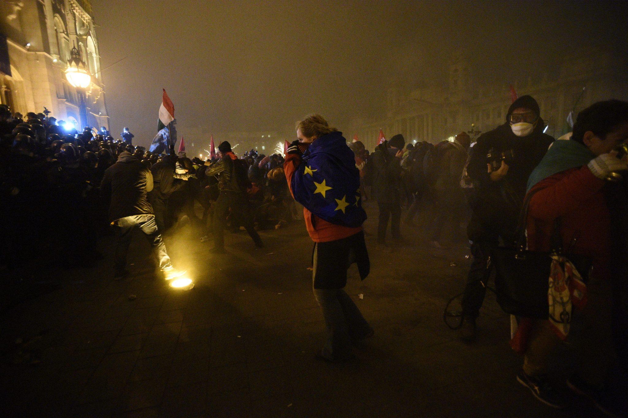 будапешт протест4