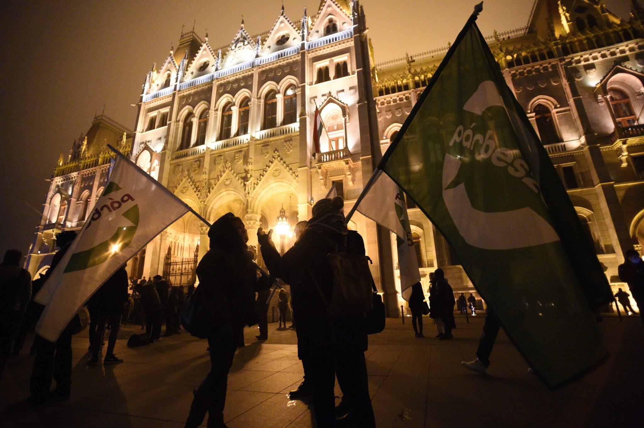 будапешт протест6