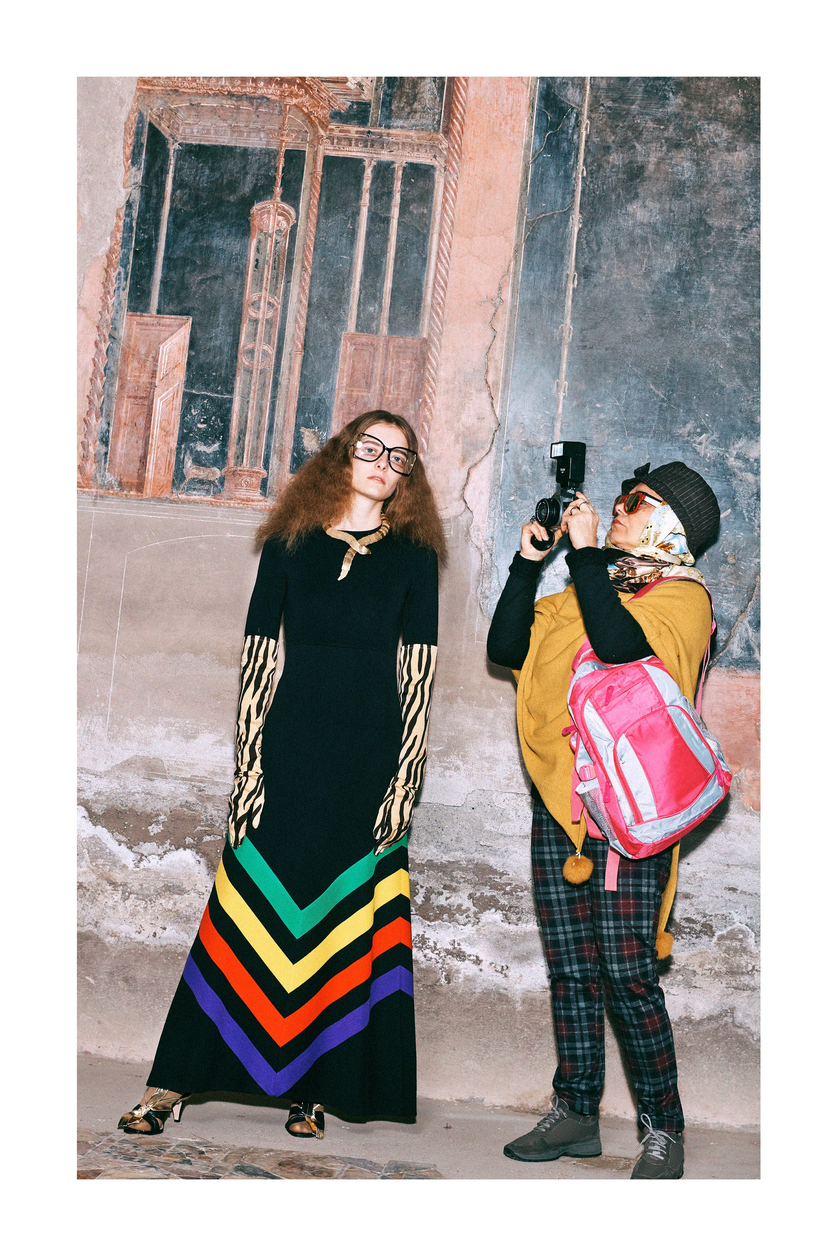 Pre-Fall от Gucci