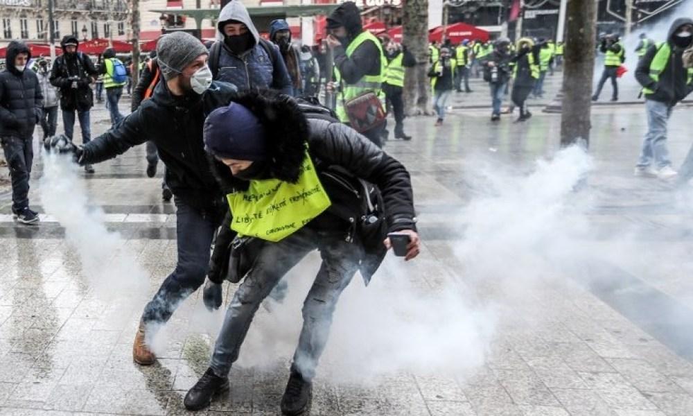 франция_протесты