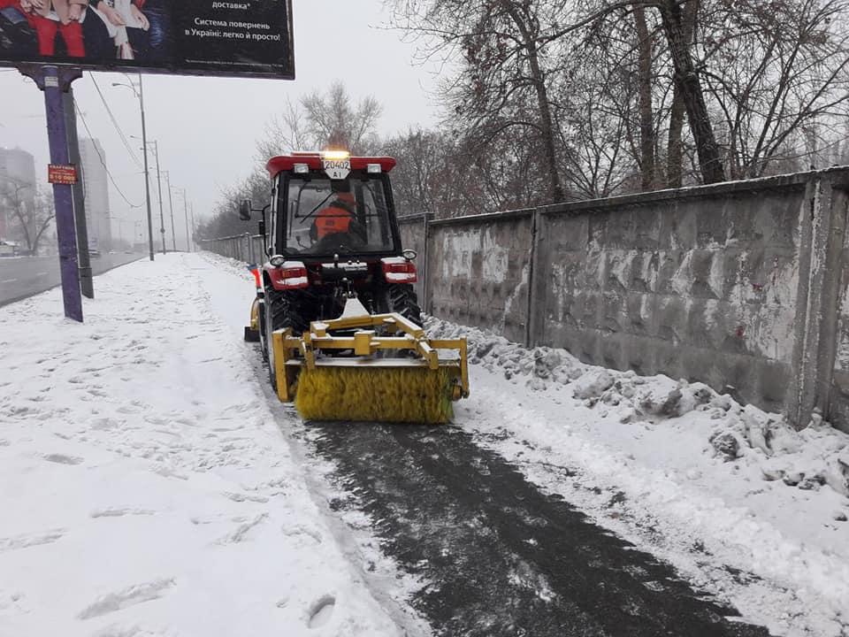 снег киев1