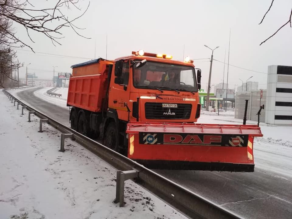 снег киев2