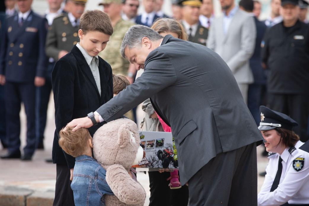 год_Порошенко_фотографии