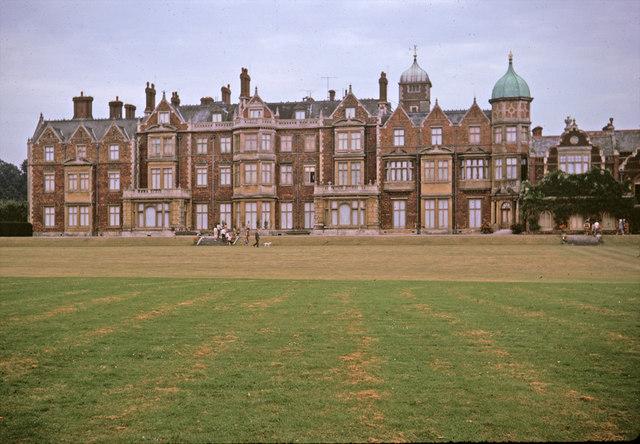 Sandringham House Norfolk