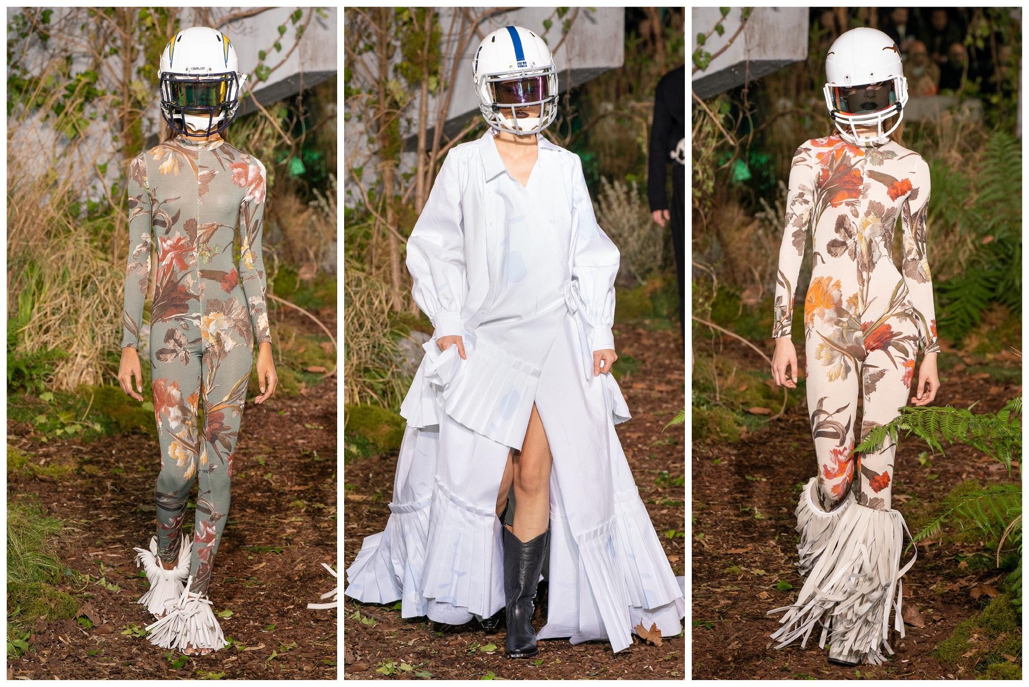 Louis Vuitton fw19 men's Off-White