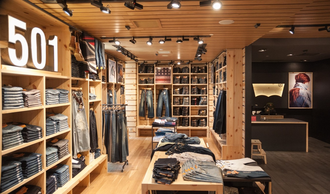 Levi Strauss and Co