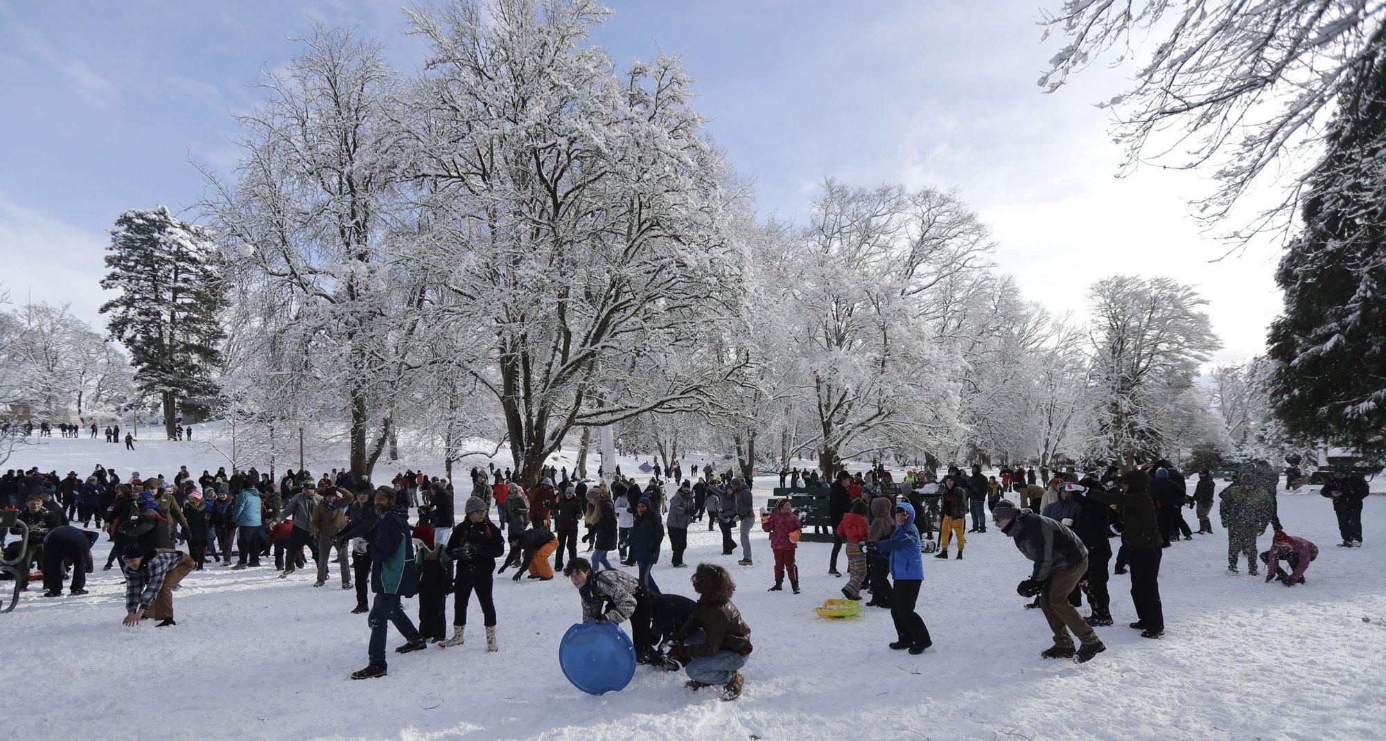 такома_снегопад