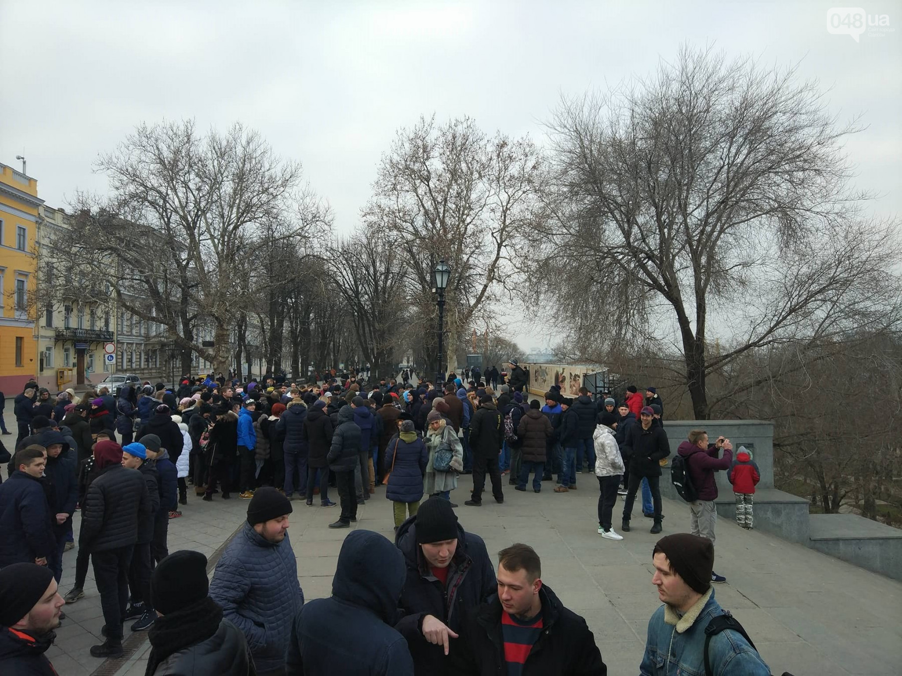 фейковый митинг_Одесса