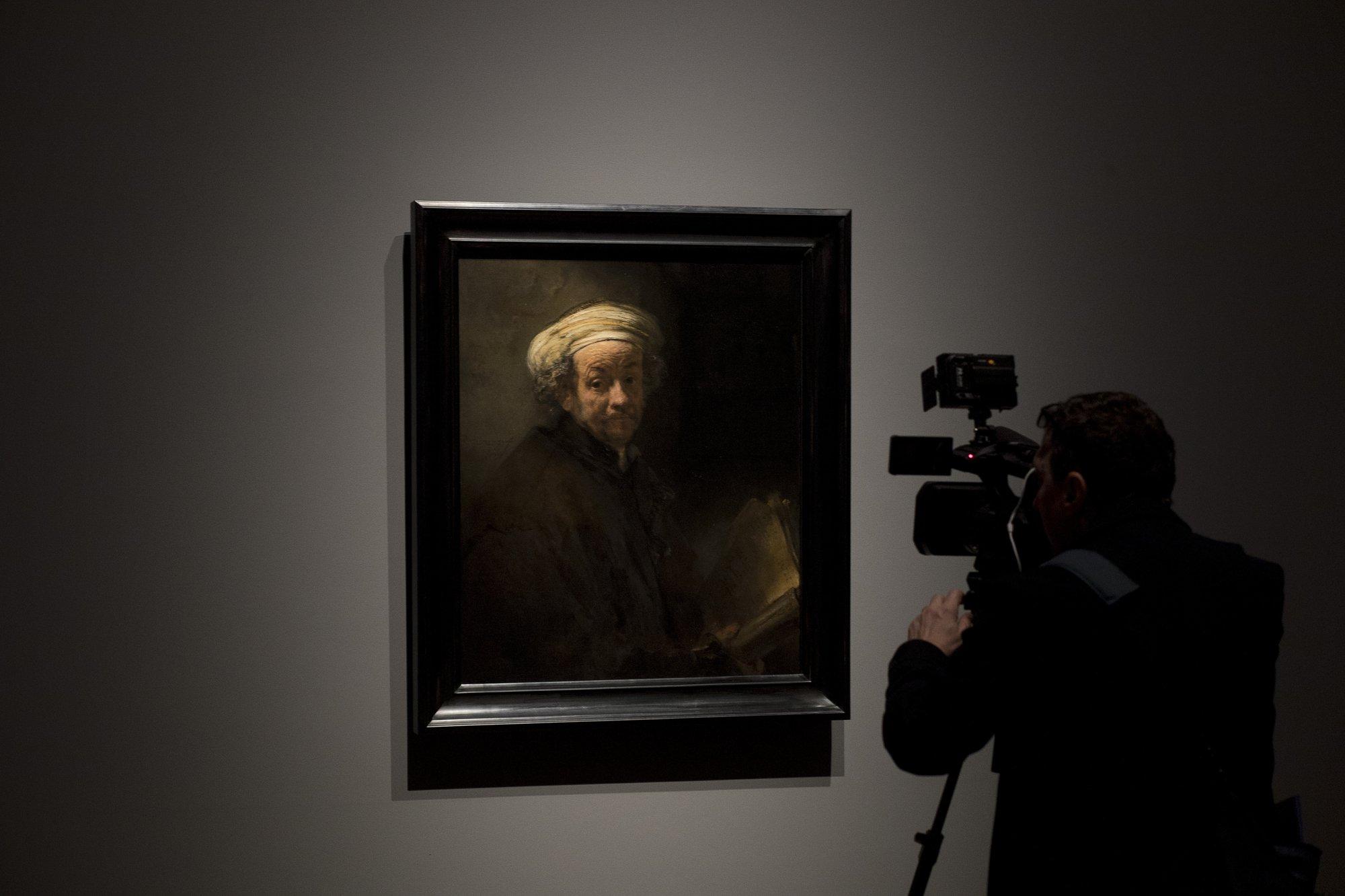 Рэмбрандт 1