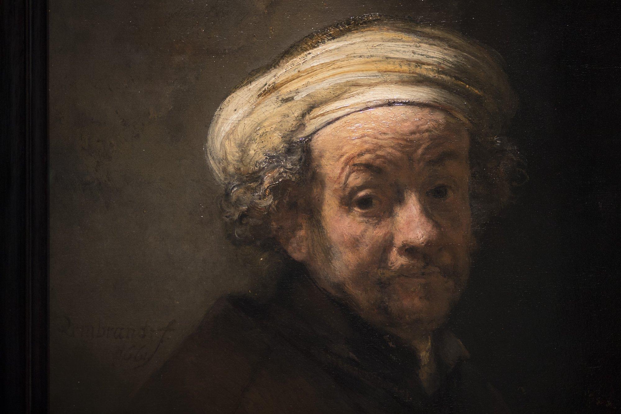 Рэмбрандт 2