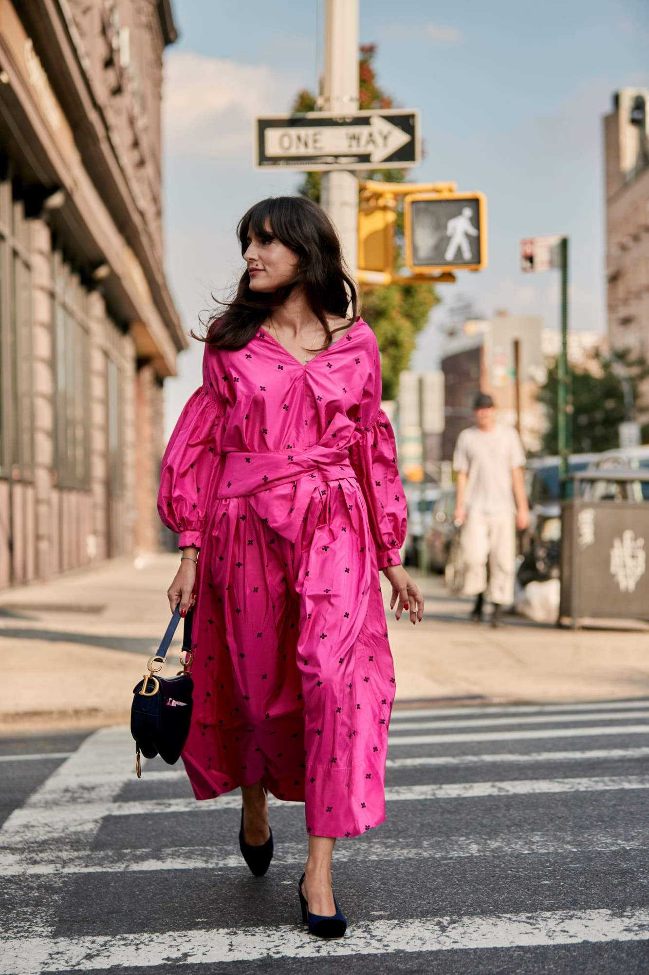 new york fashion week street style spring 2019 day 1 53