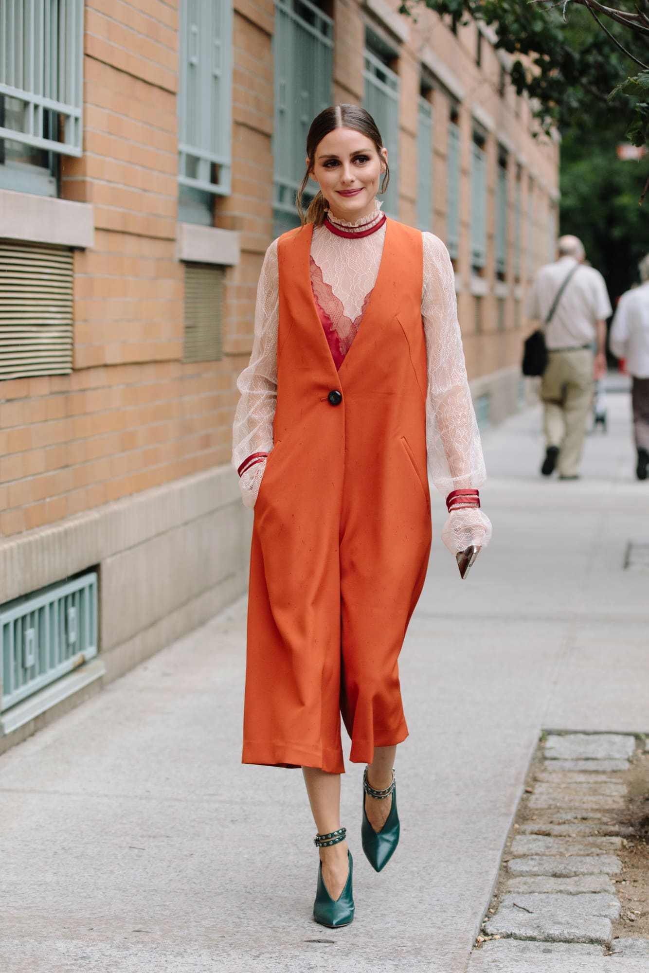 new york fashion week street style spring 2019 day 3 25