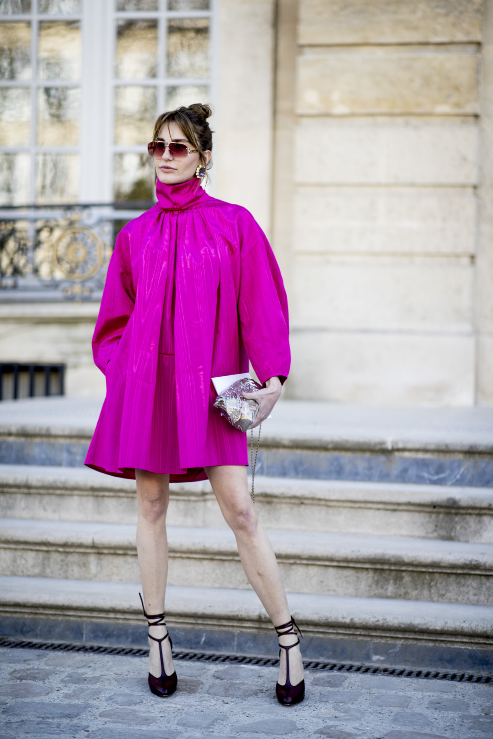 1Неделя моды в Париже весна 2019