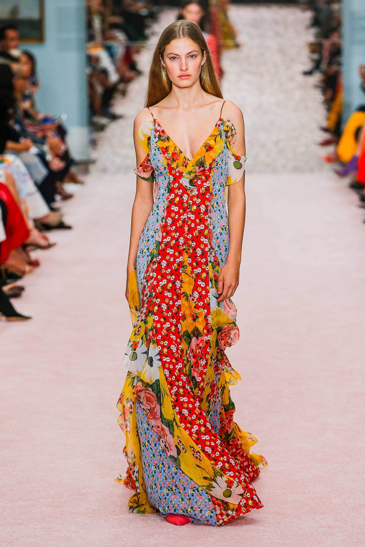 Carolina Herrera весна лето 2019