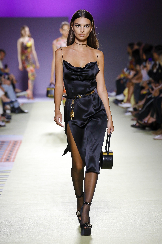 Versace весна лето 2019