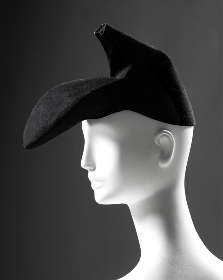 4 Шляпа туфля Elsa Schiaparelli