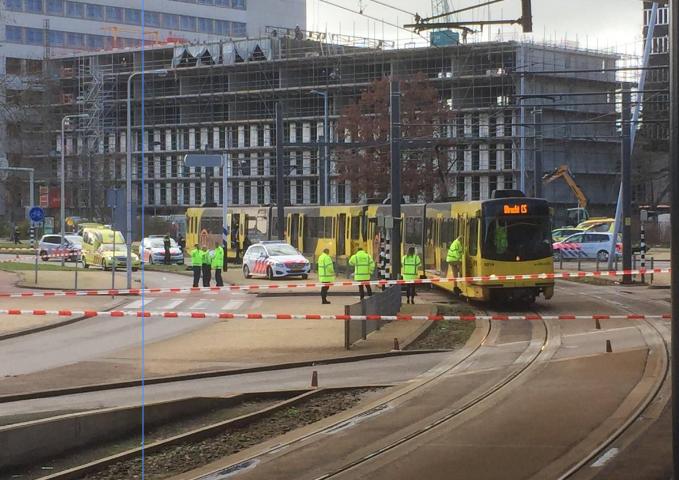 утрехт_трамвай
