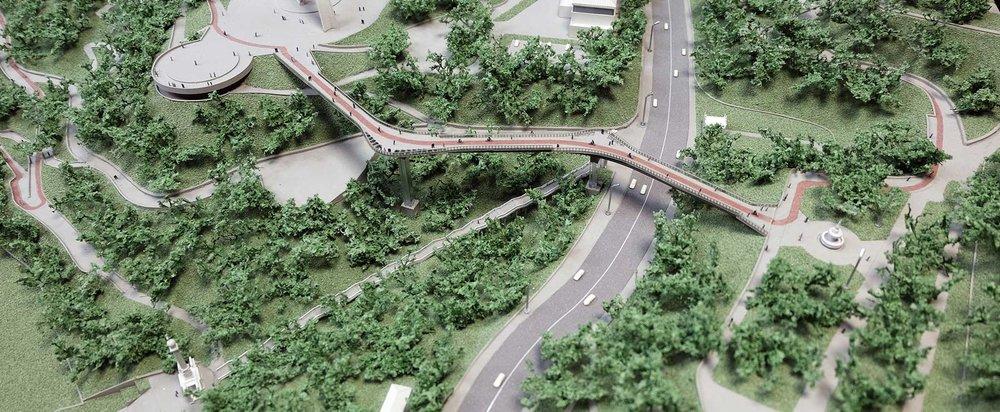 велосипедный мост