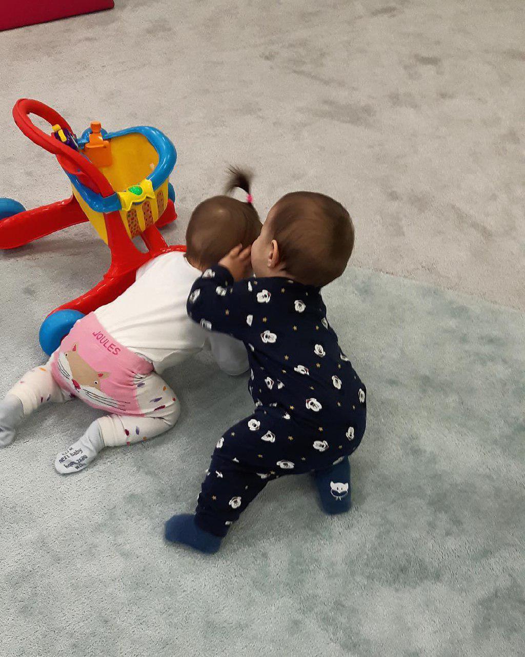 Джамала показала сына