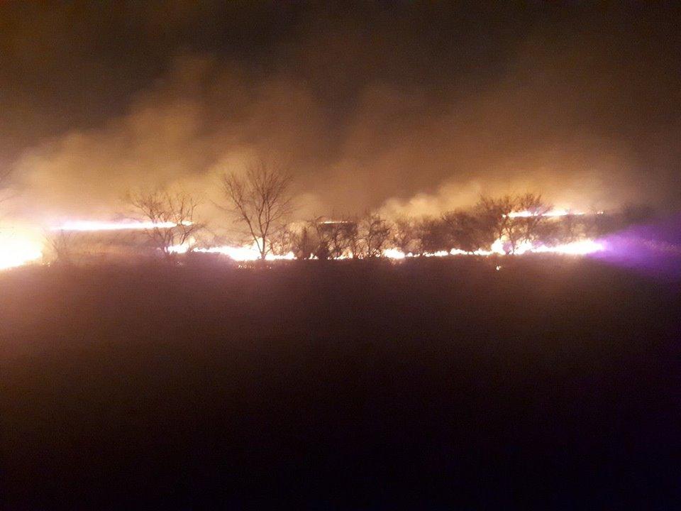 Село Мохнач_пожар