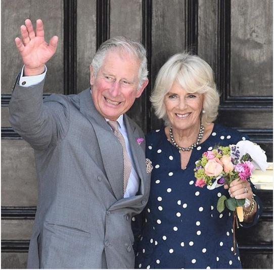 принца Уэльского и герцогини Корнуэльской