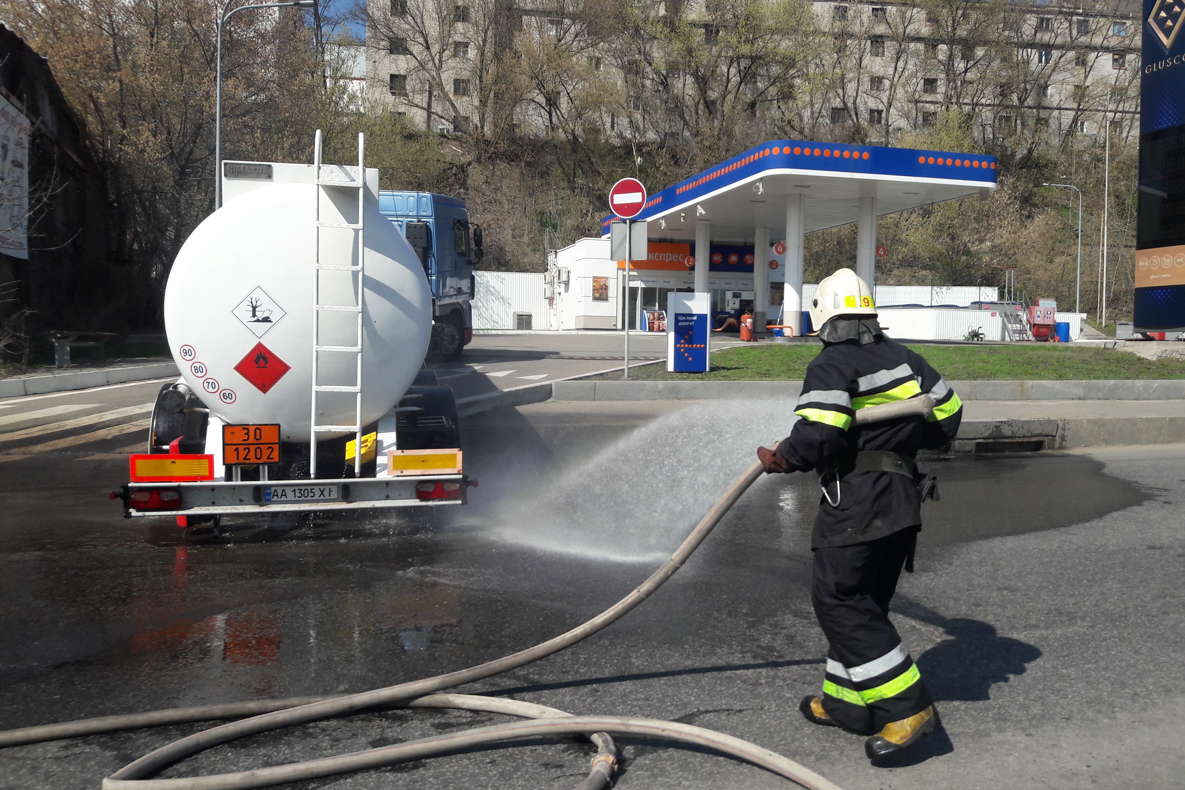 картинки бензин на дороге популярным