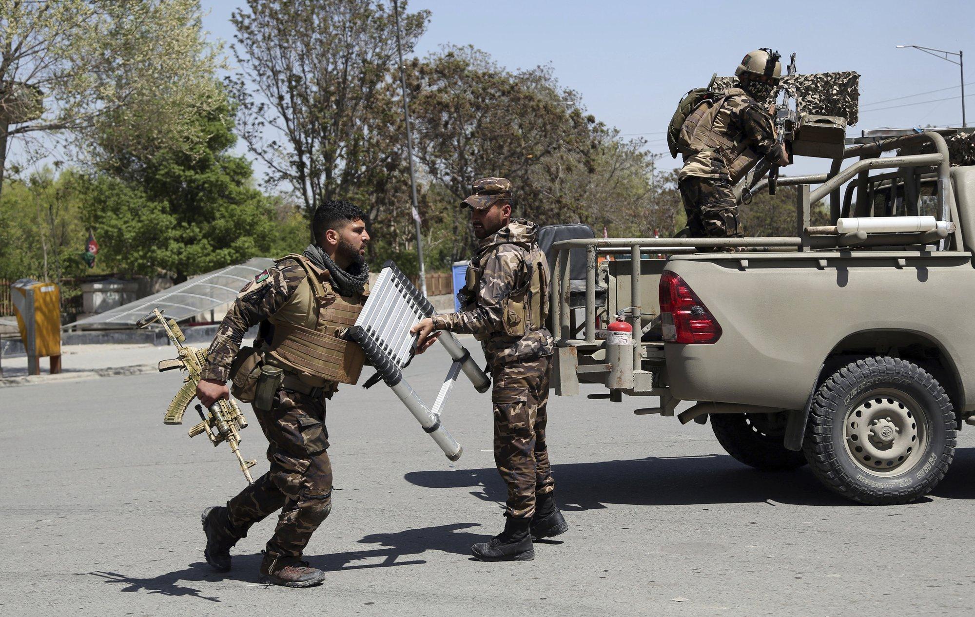 Афганистан 6