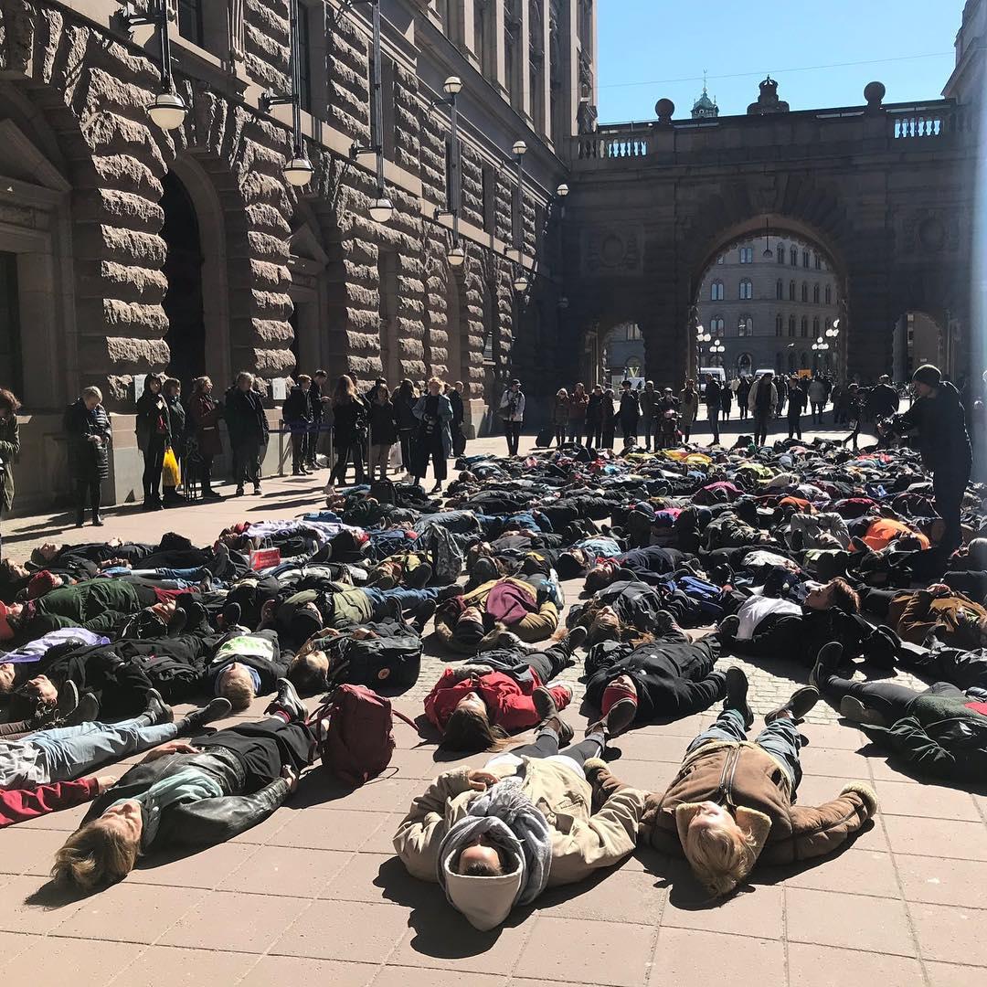 шведский парламент