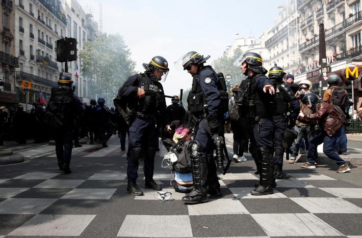 Париж22