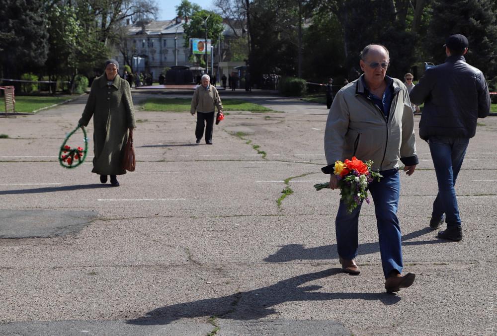 Одесса_куликово поле_годовщина